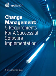 Change Management_ 5 Requirements For A Successful Software Implementation