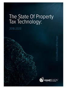Cover Image_ The State Of Property Tax Technology_ 2018-2020