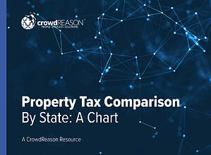 Property Tax Comparison By State - CrowdReason