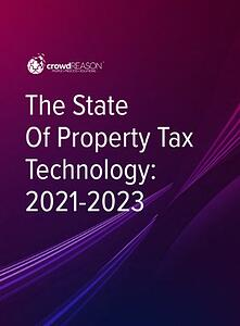 The State Of Property Tax Technology - CrowdReason